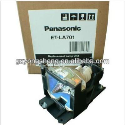 Panasonic et-la701 projektor lampe passen für panasonic pt-u1sx80 projektorlampe