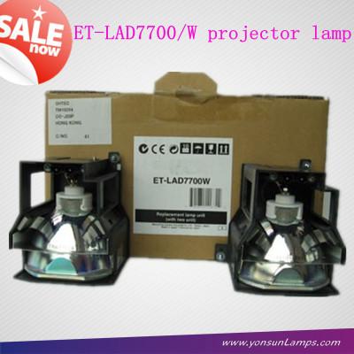 Für panasonic projektorlampe et-lad7700w, et-lad7700w