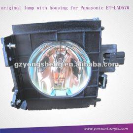 Para panasonic et-lad57 lámpara del proyector, et-lad57