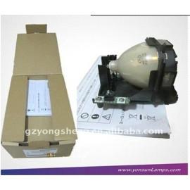 La lámpara del proyector panasonic et-lad60w, et-lad60w
