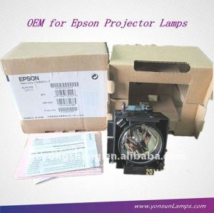 Lampe de projecteur emp-81 elplp30/v13h010l30 projecteur.