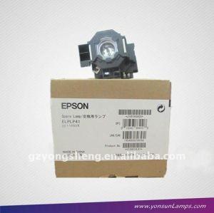 100% oem. elplp41 for emp-x5 lampe de projecteur