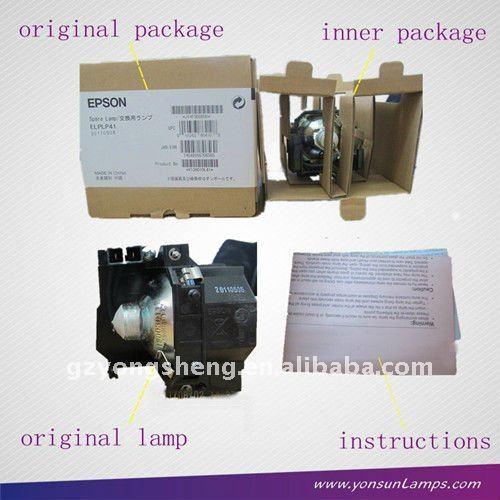 pour epson elplp41 lampe de projecteur