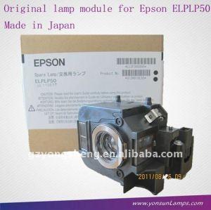 Originale lampe de projecteur pour elplp50 projecteur.