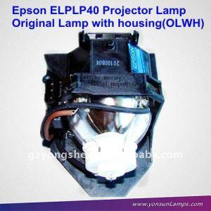 Lampe pour projecteur epson elplp40 emp-1810/projecteur. p
