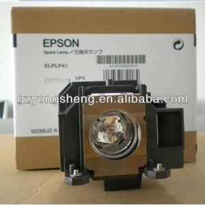 Lamparo par proyector elplp40/v13h010l40 for emp-1810/emp-1815 projecteur.