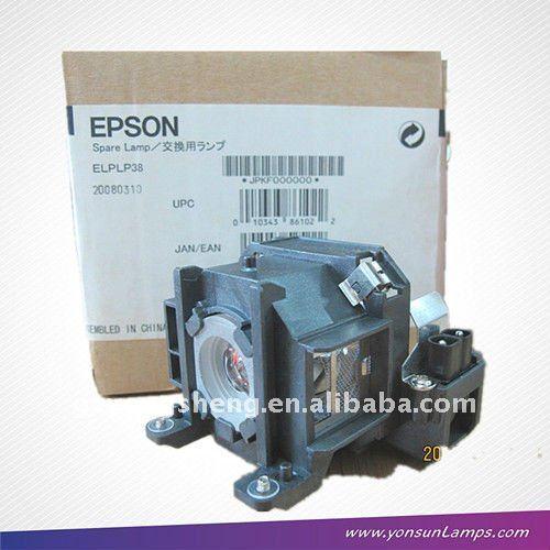 Reemplazo de elplp38 emp-1700 para la lámpara del proyector
