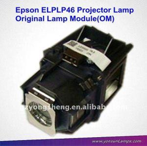 pour epson elplp46 lampe de projecteur module