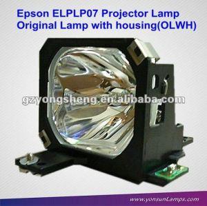 Remplacement de la lampe du projecteur epson elplp07 for emp-5550/projecteur. c
