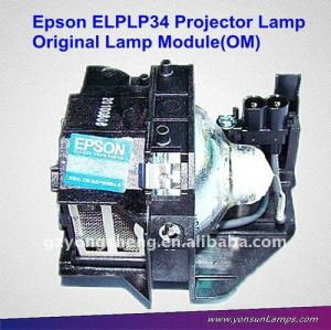 lampe de projecteur epson elplp34 ampoule du projecteur
