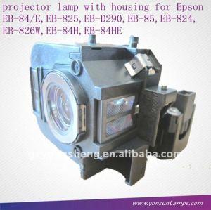 tx419 elplp50 lampe de projecteur avec le logement