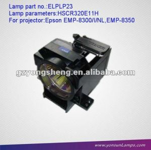 Original projector lamp ELPLP23 V13H010L23 fit for beamer EMP-8300