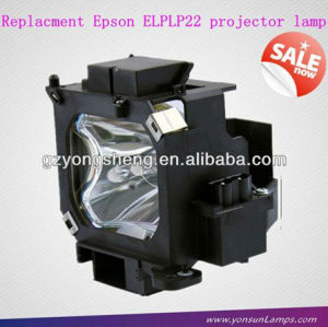For Epson ELPLP22 projector lamp