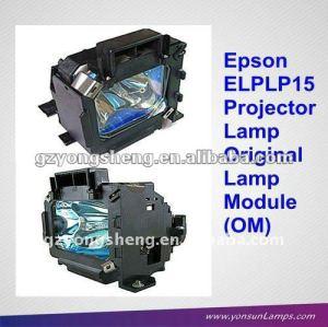Lampe de projecteur elplp15 utilisé pour emp- 811( om)