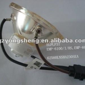 Lampe de projecteur elplp37 for emp-6100/je/hs, emp-6000