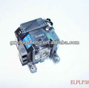 elplp38 lampe de projecteur avec une performance stable