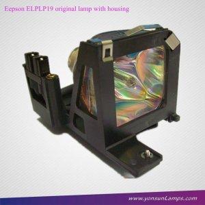 For elplp19 emp-30 epson lampe de projecteur