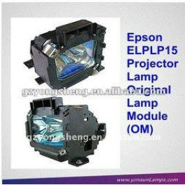 La lámpara del proyector elplp15 utilizado para emp- 811( om)