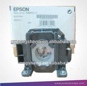 Pour epson lampe de projecteur emp-1705c elplp38 ajustement pour le projecteur epson