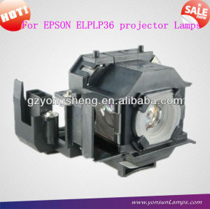 Lampe de projecteur elplp36 apte à emp-s4 projecteur.