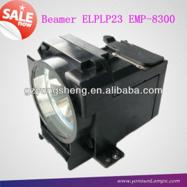 Lámpara del proyector original elplp23 v13h010l23 aptos para emp-8300 beamer