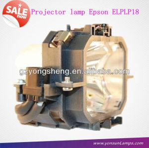 Ampoule lampe de projecteur elplp18 emp-730 utilisé pour projecteur