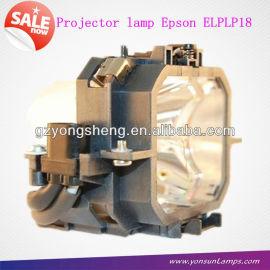 La lámpara del proyector bombilla elplp18 utilizado para proyector emp-730