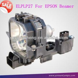 Lámpara del proyector original elplp27 v13h010l27 abeto para epson emp-74 proyector