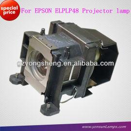 Para epson elplp48 lámpara del proyector apto para epson eb-1735 proyector