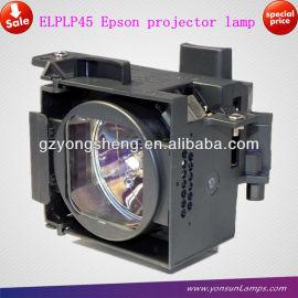 Para epson elplp45 lámpara del proyector apto para epson emp-6110 proyector
