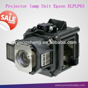 pour epson elplp63 lampe de projecteur