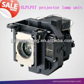 Elplp57 de la lámpara para proyector epson eb-450we, eb-440w, eb-460, eb-465