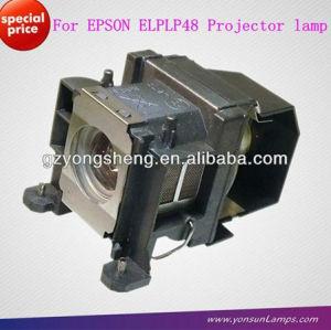 Pour epson lampe de projecteur elplp48 apte à tx419 eb-1735 projecteur.