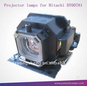Lampe de projecteur hitachi dt00781 cp-x1 lampe de projecteur