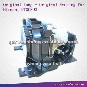 Lampe de projecteur dt00893 cp-a200 projecteur. pour hitachi