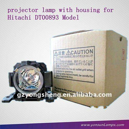 Lampe de projecteur pour hitach hcp-a6 dt00893 lampe de projecteur