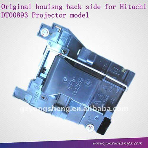 Lampe de projecteur pour hitach dt00893 ed-a101 projecteur.