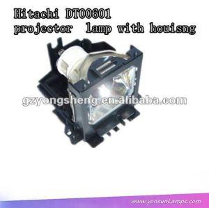 Lampe de projecteur hitachi dt00601 cp-hx6300 lampes de projecteur avec le logement