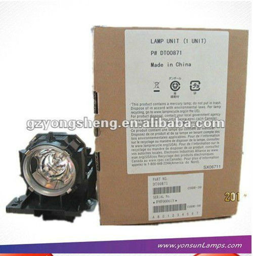 Hitachi dt00871 projektorlampe/projektorlampe dt00871 hitachi glühbirne