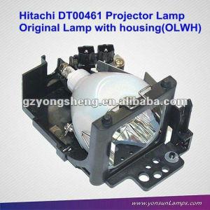 para hitachi dt00461 lámpara del proyector hitachi dt00461