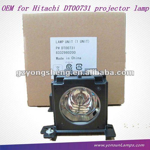 Dt00731 cp-x8250 lampe de projecteur pour hitachi