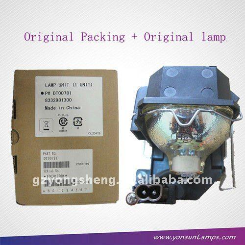 Für hitachi dt00781 cp-x253 projektor lampe