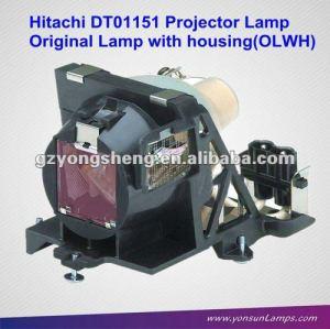 Lampe de projecteur pour cp-rx79 dt01151 4333469, ed-x26 projecteur hitachi