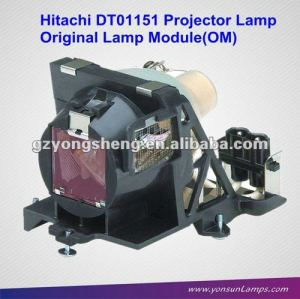 For Hitachi DT01151 projector lamp for CP-RX79,ED-X26