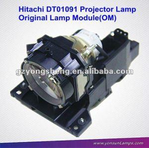 Pour hitachi dt01091 lampe de projecteur, dt01091