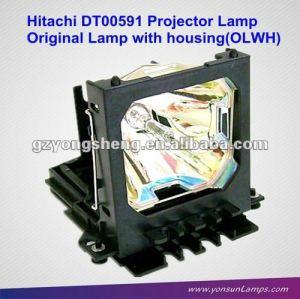 Lampe de projecteur hitachi hitachi dt00591 cp-x1200/boisl projecteur.