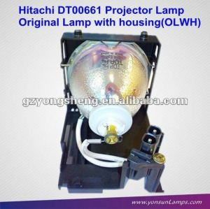 For Hitachi DT00661 projector lamp