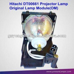 oem de la lámpara del proyector hitachi dt00661
