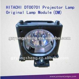 lampe de projecteur hitachi dt00701 hscr165w