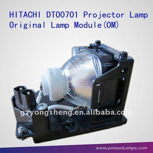 hitachi proyector de la lámpara dt00701 hscr165w